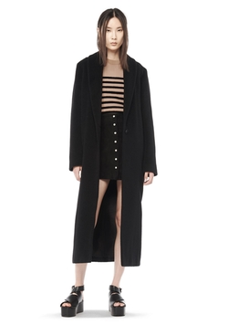 Alexander Wang - Mohair Wool Long Coat