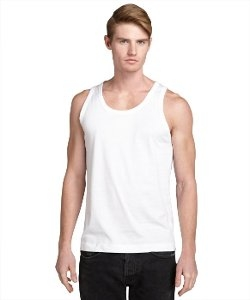 Dolce & Gabbana - Cotton Solid Tank Top