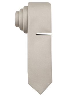 Perry Ellis International - Sable Solid Slim Tie