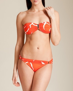 Clube Bossa - Print Bandeau Bikini
