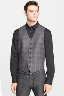 Star Usa By John Varvatos  - Plaid Vest