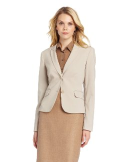 Calvin Klein - Two-Button Suit Jacket