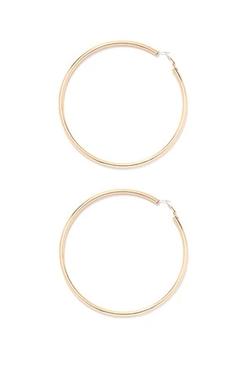 Forever 21 - Oversized Hoop Earrings
