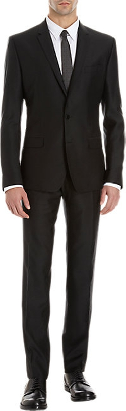Dolce & Gabbana - Lightweight Sharkskin Suit