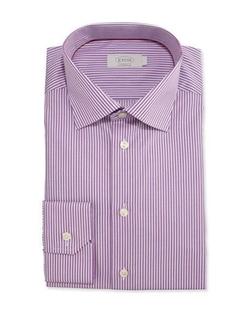 Eton  - Contemporary-Fit Bengal-Stripe Dress Shirt