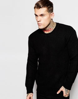 Nicce London - Cable Sweater