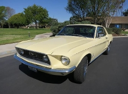 Ford  - 1968 Mustang Coupe Car