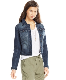 American Rag  - Bethany Wash Denim Jacket