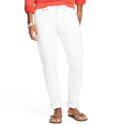 Ralph Lauren - Straight-Fit Coolige Jeans