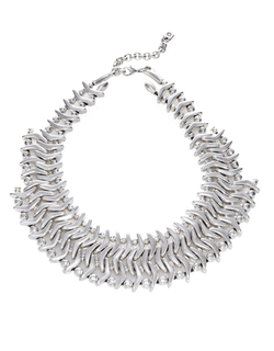 Uno De 50  - Where Am I Collar Necklace