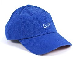 Vineyard Vines - Twill Blue Baseball Cap