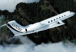 Gulfstream  - 550 Business jet