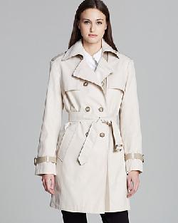 DKNY - DKNY Peyton Trench Coat