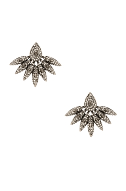 House Of Harlow 1960  - Kaleidoscope Statement Earrings
