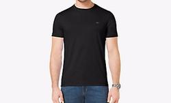 Michael Kors Mens - Cotton Crewneck T-Shirt