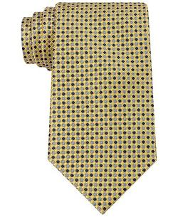 Tommy Hilfiger  - Extra Long Micro Unsolid Solid Tie