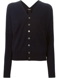 Zucca - V-Neck Cardigan Sweater