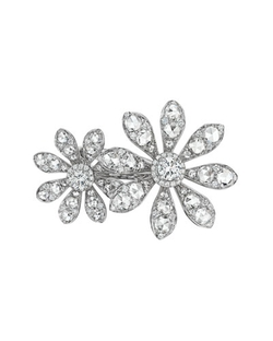 Maria Canale For Forevermark - Diamond Double-Flower Ring