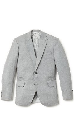 Brooklyn Tailors  - Wool Twill Jacket