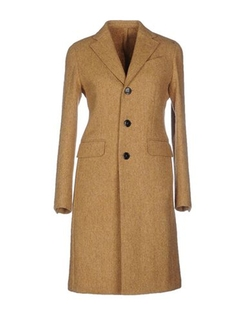 Dsquared2 - Single Breasted Coat