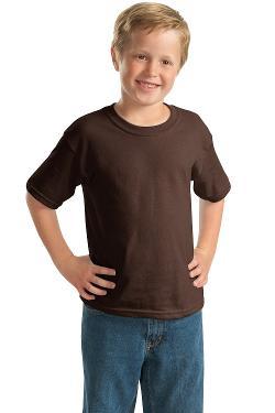 Gildan  - Youth Cotton Tee Shirt