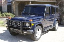 Mercedes-Benz  - 2000 G500 SUV