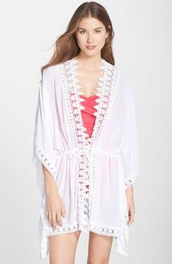 La Blanca - Costa Brava Crochet Cover-Up