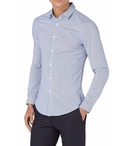 Topman  - Muscle Fit Smart Shirt