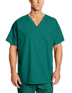 ICU by Barco - V-Neck Scrub Top
