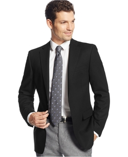 Calvin Klein - X Slim-Fit Solid Sport Coat