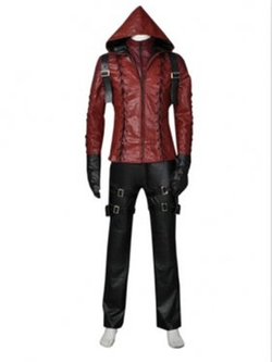 CosplayEasy - Green Arrow Season 3 Arsenal Roy Harper Battleframe Costume