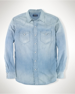 Ralph Lauren - Western Chambray Workshirt