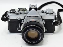 Olympus  - OM-1 35mm Film Camera