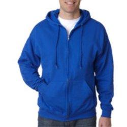 Jerzees - Nublend Hooded Full-Zip Sweatshirt