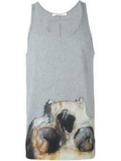 Givenchy - Skull Print Vest