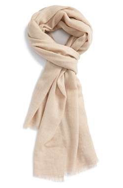 Nordstrom - Wool & Cashmere Wrap Scarf