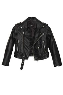 Nasty Gal - Moto Zip Crop Jacket