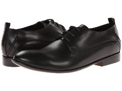 Costume National  - Leather Oxford Shoes
