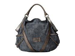 Guess  - Bandit Blues Large Satchel Bag