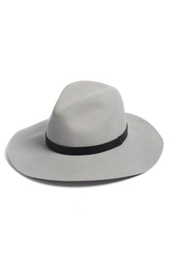 Rag & Bone  - Wide Brim Wool Fedora Hat