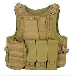 Mrsight - Tactical Molle Airsoft Vest