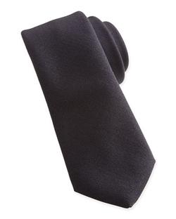 Lanvin - Woven Wool Tie