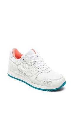 Asics Platinum  - Gel Lyte III Sneakers