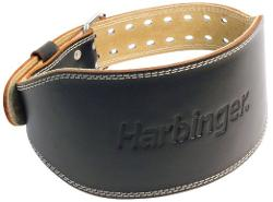 Harbinger  - 285 6-Inch Padded Leather Lifting Belt