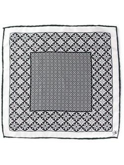 Canali - Printed Pocket Square