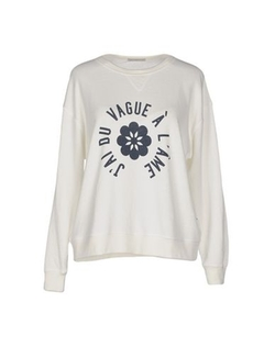 Alexa Chung for AG - Printed Sweatshirt