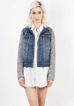 Thread & Supply - The Sydney Denim Jacket