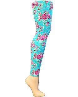 St Barts  - Floral Legging