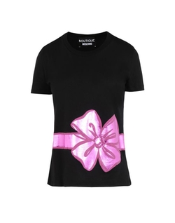 Boutique Moschino -  Short Sleeve T-Shirt