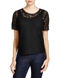 T Tahari - Marley Lace Top